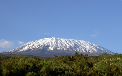 17 Days Till Kili Parkas Poles and Perseverance