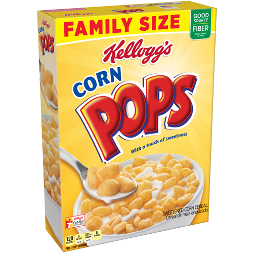 9 Days till Kili: I heart Corn Pops